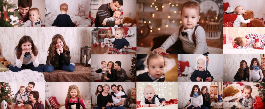 karácsonyi fotózás pécs